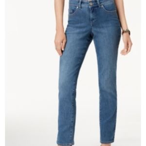 STYLE & CO Straight Leg Jeans 14P